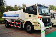 福田 欧曼ETX 3系 225马力 4X2 LNG洒水车(BJ5163XXY-XQ)