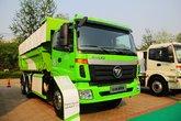 福田 欧曼ETX 9系重卡 城建型 375马力 6X4 5.8米自卸车(法士特)(BJ3253DLPKE-AD)
