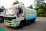 福田欧马可3系 143马力 4X2 扫路车(BQJ5081TSL)