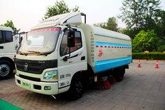 福田 欧马可3系 143马力 4X2 扫路车(亚洁牌)(BQJ5081TSL)