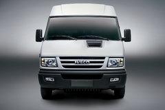 南京依维柯 得意 2016款 标准版 V35 129马力 2.8T封闭货车 卡车图片
