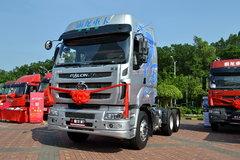 东风柳汽 乘龙M7重卡 400马力 6X4牵引车(玉柴)(LZ4251QDCA) 卡车图片