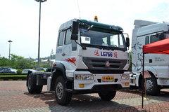 中国重汽 新黄河M5G中卡 240马力 4X2LNG牵引车(ZZ4184M421GE1L) 卡车图片