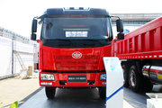 一汽解放 J6L中卡 154马力 4X2 6.8米栏板载货车(CA1160P62K1L4E5)