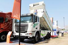 联合卡车U340 340马力 6X4 5.6米LNG自卸车(SQR3252N6T4)