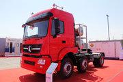 北奔 V3M重卡 336马力 6X2 LNG牵引车(ND4240L27J7Z01)
