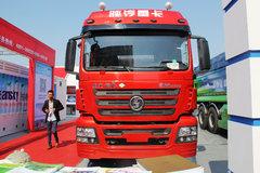 陕汽重卡 德龙新M3000 336马力 6X2 LNG牵引车(SX4256GR279TL) 卡车图片