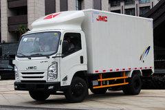 江铃 凯锐800 气刹重载版 152马力 4.1米单排厢式轻卡(JX5057XXYXGB2) 卡车图片