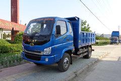 时骏 斯卡特轻卡 129马力 3.8米自卸车(LFJ3045G3) 卡车图片