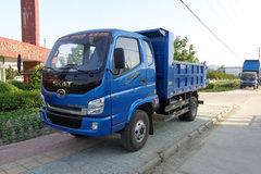 时骏 斯卡特轻卡 130马力 4.2米自卸车(LFJ3165G1) 卡车图片