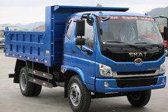 时骏 斯卡特轻卡 130马力 4X2 4.2米自卸车(LFJ3055G4) 卡车图片