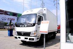 飞碟奥驰 V2系列 109马力 4.2米单排厢式轻卡 卡车图片