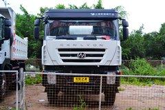 上汽红岩 杰狮M500 轻量化版 320马力 8X4 7.75方混凝土搅拌车(CQ5316GJBHMVG306)