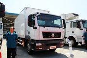 中国重汽 汕德卡SITRAK C5H重卡 240马力 4X2 7.52米邮政车(ZZ5166XYZM561GE1)
