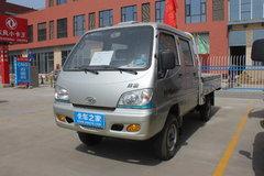 唐骏 赛菱 1.1L 61马力 汽油 2.4米双排栏板微卡(ZB1030ASC0F) 卡车图片