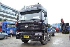东风柳汽 乘龙M5重卡 240马力 6X2 9.6米排半载货车(底盘)(LZ5250XXYM5CA)