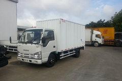 庆铃 五十铃100P 98马力 4.25米单排厢式轻卡(QL5042XXY3HAR) 卡车图片
