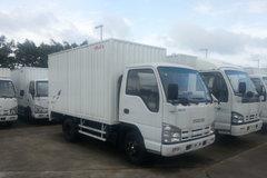庆铃 五十铃100P 98马力 3.6米单排厢式轻卡(QL5040XXY3FAR) 卡车图片