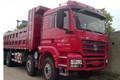 陕汽重卡 德龙新M3000 轻量化版 310马力 8X4 7米自卸车(3375轴距)(SX3310MB346)图片