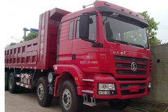 陕汽 德龙M3000 290马力 8X4 7.4米自卸车(SX3315HR366)