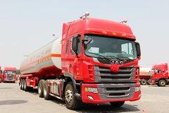 江淮 格尔发K3重卡 375马力 6X4牵引车(HFC4251P1K6E33QF) 卡车图片