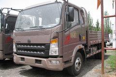 中国重汽HOWO 统帅 180马力 5.8米排半栏板载货车(10档)(ZZ1147H451CE1)