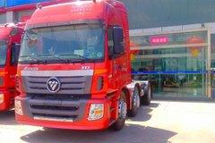 福田 欧曼ETX 6系重卡 375马力 6X2牵引车(BJ4253SNFJB-XC) 卡车图片