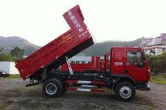 东风柳汽 乘龙 130马力 4.2米自卸车(LZ3122LAH)