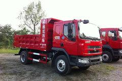 东风柳汽 乘龙 130马力 4.2米自卸车(LZ3122LAH) 卡车图片