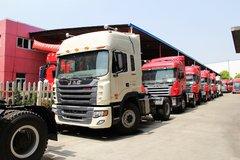 江淮 格尔发K3重卡 336马力 4X2牵引车(HFC4181P1K5A35F) 卡车图片