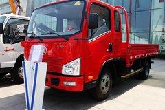 解放 J6F 130马力 3.8米排半栏板轻卡(CA1041P40K2L1E4A85) 卡车图片