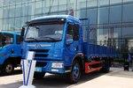 青岛解放 龙V中卡 220马力 4X2 6.75米栏板载货车(CA1169PK2L2E5A80)图片