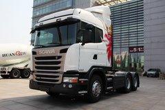 斯堪尼亚 G系列重卡 440马力 6X4牵引车(型号G440 Northern) 卡车图片