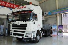 陕汽重卡 德龙F3000 380马力 6X4 LNG牵引车(SX4258NT384TL) 卡车图片
