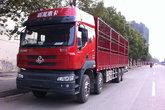 东风柳汽 霸龙重卡 290马力 8X4 9.6米排半载货车(LZ5244CSPEL)