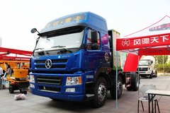大运 N8系列重卡 336 6X2 LNG牵引车 卡车图片