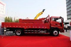 2014版 福田 瑞沃RC2 168马力 6.2米载货车(BJ1145VJPEG-1) 卡车图片