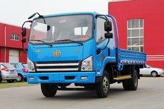 解放 虎VH 124马力 3.8米排半栏板轻卡(CA1042P40K2L1E4A85) 卡车图片