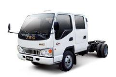 江淮帅铃II 116马力 4X2 高空作业车(底盘)