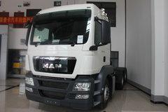 曼(MAN) TGS BLS-WW系列重卡 440马力 6X2牵引车(型号:28.440 长轴距) 卡车图片