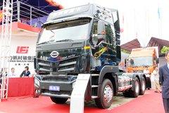 时骏 格奥雷重卡 430马力 6X4牵引车(LFJ4251G3) 卡车图片