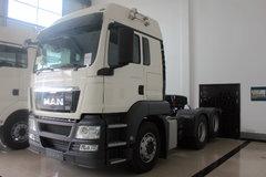 曼(MAN) TGS BLS-WW系列重卡 440马力 6X2牵引车(型号:28.440 短轴距) 卡车图片