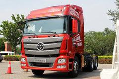 福田 欧曼GTL 6系重卡 超能版 400马力 6X4危险品牵引车(速比:3.7)(BJ4259SNFKB-AB) 卡车图片