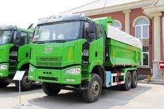 一汽解放 J6P重卡 350马力 6X4 5.6米自卸车(CA3250P66K2L1T1AE4) 卡车图片