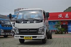 金杯 骐运 108马力 4X2 3350轴距双排轻卡底盘(SY1044SV5S) 卡车图片