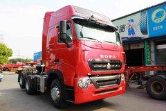 中国重汽 HOWO T7H重卡 360马力 6X2牵引车(高顶) 卡车图片