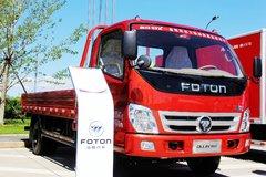 福田 奥铃CTX 143马力 4.23米单排栏板轻卡(BJ1049V9JEA-FB) 卡车图片