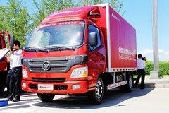 福田 欧马可1系 131马力 4.2米单排厢式轻卡(BJ5049XXY-A1) 卡车图片