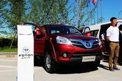 福田 拓陆者 2012款 四驱 2.8L柴油 双排皮卡(BJ2037Y3MDV) 卡车图片