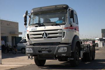 北奔 NG80重卡 350马力 6X4牵引车(ND4250BD5J6Z00)